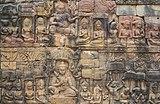 2016 Angkor, Angkor Thom, Taras Trędowatego Króla (01).jpg