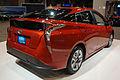 2016 Toyota Prius rear.JPG