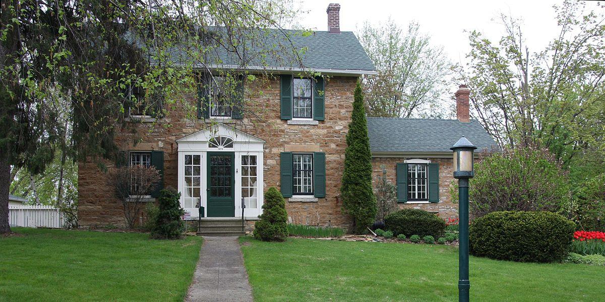 Frederick Spangenberg House Wikipedia