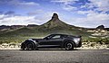 2017 Corvette Collector Edition Number 46 on Route 66 headed to Oatman Arizona.jpg