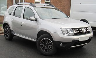 Dacia Duster - Facelift