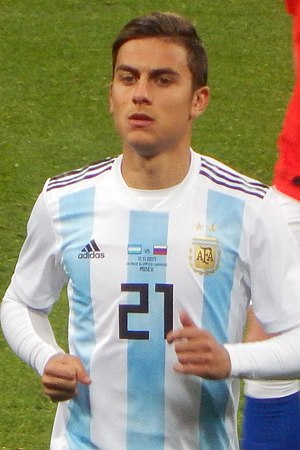 2017 FRIENDLY MATCH RUSSIA v ARGENTINA - Paulo Dybala 01 (cropped).jpg