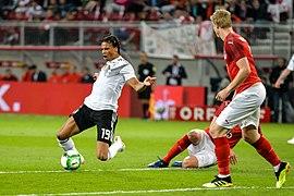 20180602 FIFA Friendly Match Austria vs. Germany Leroy Sané 850 1160.jpg