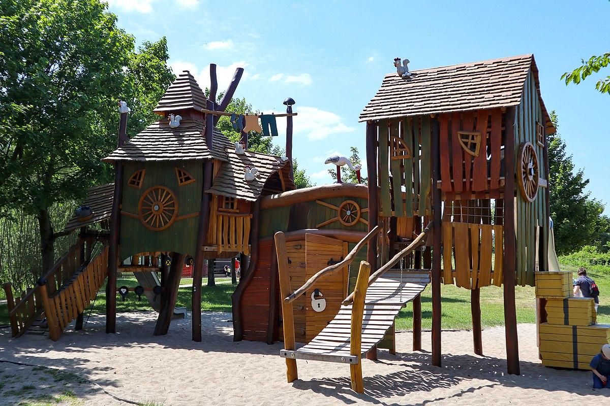 Klettergerüst Erwachsene : Spielplatz u2013 wikipedia