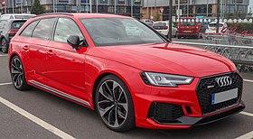 Audi RS Wikipedia - 2005 audi rs4