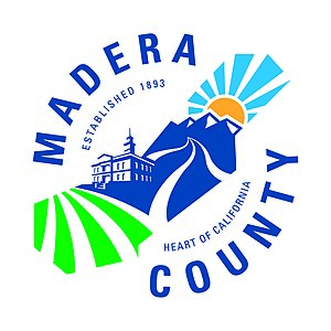 Official seal of Madera County, California