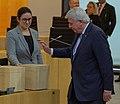 2019-01-18 Konstituierende Sitzung Hessischer Landtag Bouffier 3932.jpg