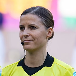 Katalin Kulcsár Hungarian association football referee