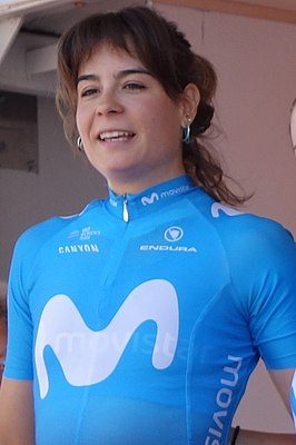Sheyla Gutiérrez in de Boels Ladies Tour 2019