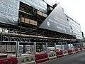 2019 Woolwich, Battalion Court construction site 02.jpg