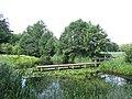 2020-06-19 — de waterlelies (herman de vries, 2014).jpg