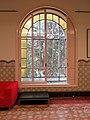 215 Casa Coll i Bacardí, o Casa Baumann (Terrassa), finestral.JPG