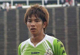Keo Sokngon Cambodian footballer
