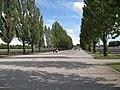 2499 - KZ Dachau - Prisoner's Row.JPG