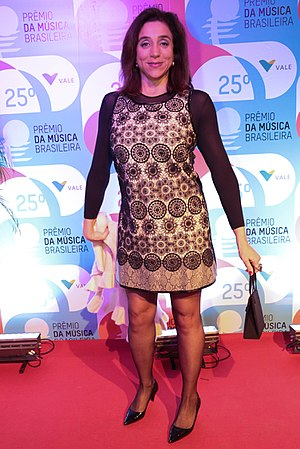Marisa Orth - Marisa Orth at the 25th Brazilian Music Award