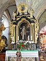 250513 Altar in the church of St. Florian in Koprzywnica - 06.jpg
