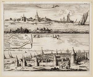 St. Felix's flood - Image: 270 Reimerswaal