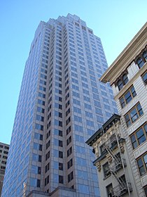333 Bush St., SF front from street level 2.JPG