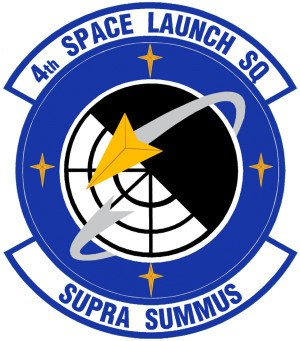 4th Space Launch Squadron - 4th Space Launch Squadron emblem