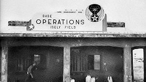 500th Air Expeditionary Group - Base Operations, Isely Field, Saipan, 1945