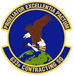 633 Contracting Sq emblem.png