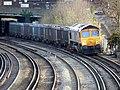 66710 Mountfield Sidings to West Burton Power station 4E19 gypsum (11289990346).jpg