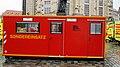 7. Internationaler Florianstag (Dresden) - Öffentlicher Festumzug der Feuerwehr Dresden - Altmarkt bis Neumarkt - Vorführungen der Feuerwehr - Feuerwehr ISO-Container vor der Frauenkirche - Bild 015.jpg
