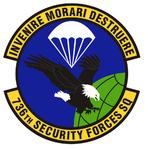 736 Security Forces Sq emblem.png