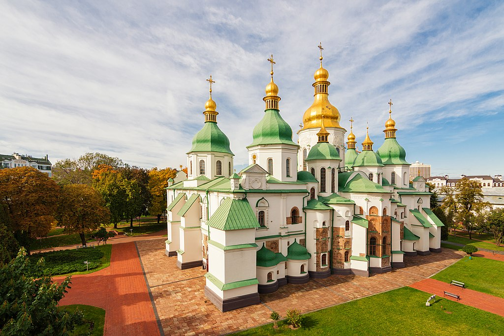 80-391-0151 Kyiv St.Sophia's Cathedral RB 18 2