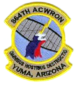 864th Radar Squadron - Emblem.png