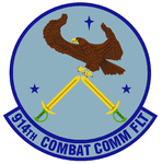 914 Combat Communications Flt emblem.png