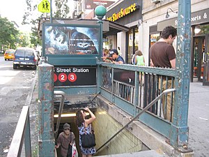 96th St Bwy IRT stair jeh.JPG