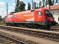 A-ÖBB Rail Cargo Group, Gebrüder Weiss mozdony.jpg