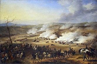 Alexander Ivanovich Dmitriev-Mamonov - The Battle of Fère-Champenoise