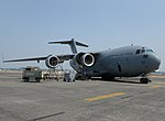 A41-212 undergoes maintenance during Exercise Mobility Guardian 17.jpg