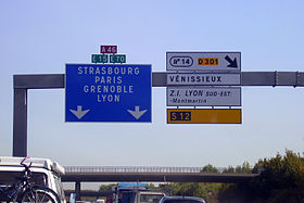 Image illustrative de l'article Autoroute A46 (France)