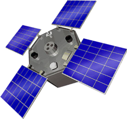 ACRIMSat spacecraft model.png