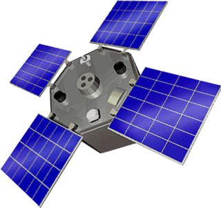 ACRIMSAT dedicated satellite and instrument