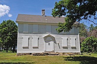 National Register of Historic Places listings in Washington County, Rhode Island - Image: ALLEN MADISON HOUSE, WASHINGTON COUNTY RI
