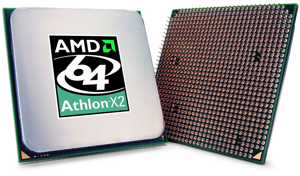Box Dual-Core CPU Athlon 64 2000 MHz Socket AM2 1000 FSB 2 x 512 KB 65 W F3 AMD Athlon 64 X2 3800