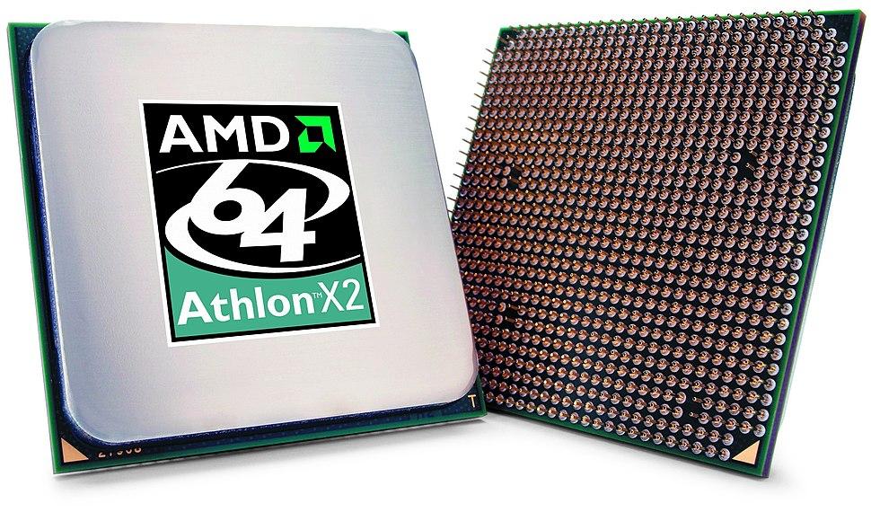 AMD 64X2 Dual-Core