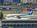 ANA JA604A at Taipei Songshan Airport 20120819.jpg