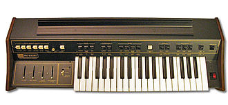 """Selling England by the Pound - Tony Banks performed the keyboard solo on """"The Cinema Show"""" on an ARP Pro Soloist."""
