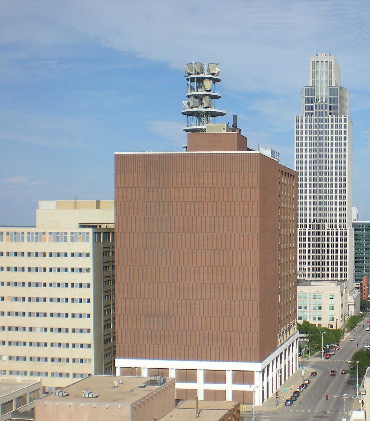 Downtown Omaha: AT&T Building (Omaha)