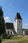 AT-29762 Kath. Pfarrkirche hl. Mauritius und Friedhof, Kasten, Böheimkirchen 04.jpg