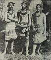 A Group of Tahitian Men in Festal Attire, c. 1910.jpg