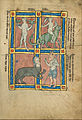 A Man Without Knowledge of Fire; A Man Riding a Crocodile; A Centaur; Sanrus - Google Art Project.jpg