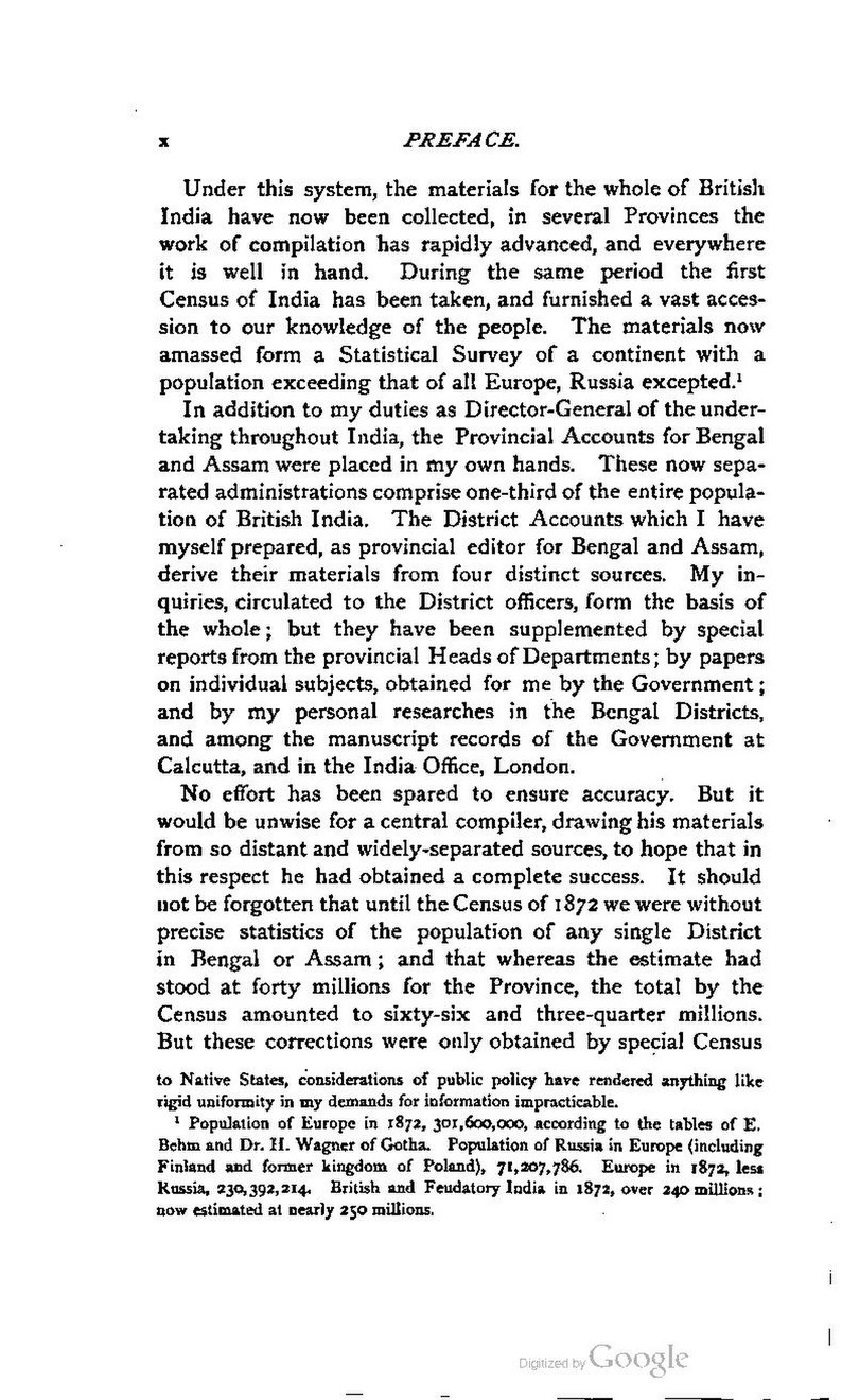 census of british india of 1871-72 pdf