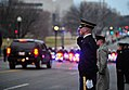 A U.S. Soldier salutes during the Joint Task Force-National Capital Region dress rehearsal for the 57th presidential inauguration in Washington, D.C 130113-A-WP504-111.jpg