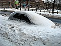 A car buried in snow Gdansk Jan 2011 ubt.JPG